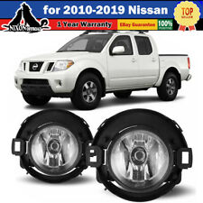 For 2010 2019 Nissan Frontier Fog Lights Driving Bumper Lamps Wiring Switch Pair Fits 2011 Nissan Frontier