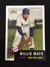 Willie Mays 1953 Topps Baseball Card