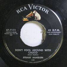 Country 45 Stuart Hamblen - Don'T Fool Around With Calico / This Ole World On Rc