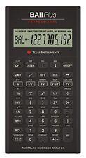 F478623f Texas Instruments BA II Plus Pro Calculatrice Financière