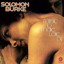 Solomon Burke - Music To Make Love By [New CD] Spain - Import