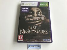 Rise Of Nightmares - Microsoft Xbox 360 - PAL FR - Neuf Sous Blister