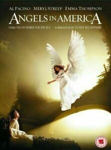ANGELS IN AMERICA Season 1 (Region 4) DVD The Complete Series Collection