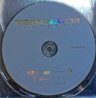 Terminator Genisys DVD disc ONLY