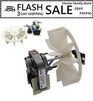 Vent Fan Motor Blower Wheel Assembly Bathroom Kitchen Exhaust Broan NuTone 688 K