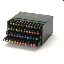 Faber-Castell PITT Artist Pen Brush Studio Box 48 Colours Professional 167148