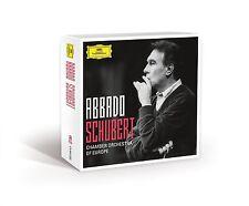 CLAUDIO ABBADO/COE/WP/+ - SCHUBERT (ABBADO SYMPHONY EDITION) 8 CD NEUF