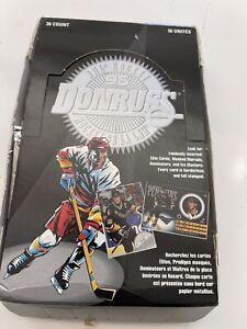 BOX 1995 DONRUSS HOCKEY CARDS 36 PACKS