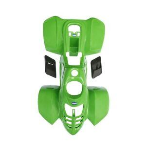 HMParts Quad ATV Kinderquad 50-110 CCM Plastik Set grün