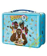 NEW! OFFICIAL WWE THE NEW DAY BOOTYO's LUNCH BOX / WWE TIN STORAGE BOX.