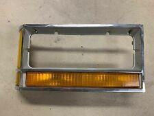 1980-1987 Ford LTD/ Crown Victoria Right Side Headlight Bezel & Turn Park Lamp