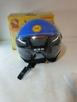 Motorradhelm Helm Helmet Tom & Jerrx 801 Gr. XS ET117 jethelm