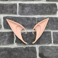 Party Fairy Angel Latex Vampire Soft Cosplay Pointed Ears Fake Ears Elf Ears