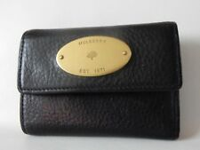 MULBERRY PURSE IN BLACK LEATHER