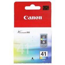 Canon CL-41 - 0617B001 Genuine / Original Colour Printer Ink Cartridge