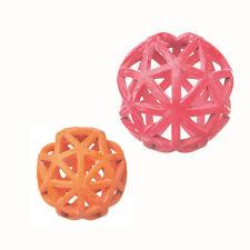Gioco per cani sfere di gomma , diametro di  6,5 cm.