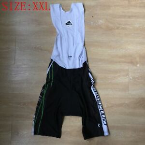 Man Lycra Cycling Shorts Bib Shorts MTB Bike Bicycle Knickers Size XXL