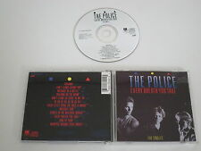 THE POLICE/EVERY BREATH YOU TAKE/THE SINGLES(CD 3902/DX 824) CD ALBUM