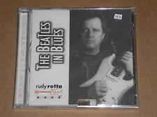 RUDY ROTTA BAND - THE BEATLES IN BLUES - CD SIGILLATO (SEALED)