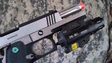 TM Tokyo Marui 1911 Hi Cappa 4.1 CUSTOM Airsoft pistol Kimber Slide w/ LAZER