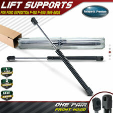 2 Front Hood Lift Supports Shocks for Ford Expedition F-150 F-250 1997-2006 4478