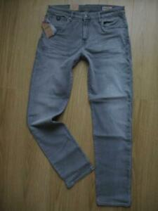 KAPORAL HOMME JEANS DATTEE STRAIGHT STRETCH GRIS W34.38.... L34...KHJ678