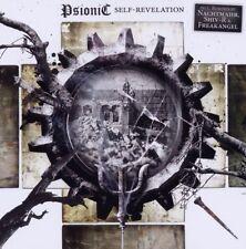Psionic self Revelation CD INCL. Remixes by Nachtmahr, Shiv-R & Freak Angel