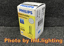 Genuine PHILIPS D2S Car Headlight Xenon Standard Vision HID Bulb Lamp 4200K OEM