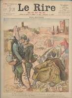 Journal Le RIRE Rouge, édition de guerre N° 199 du 7 septembre 1918