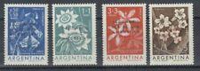Timbres Argentine Argentina Neufs** (Fleures)