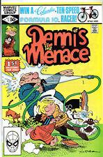 Dennis the Menace #1 Marvel 1981 Fine