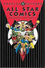 DC ARCHIVES ALL STAR COMICS VOL 3 HC MINT/SEALED
