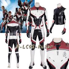 Superhero Endgame Avengers Captain America Steven Cosplay Costume Halloween suit