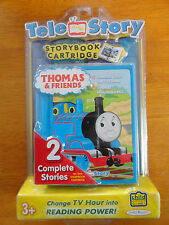 Thomas Friends Tele Story Storybook Cartridge Two Complete Srories New Sealed