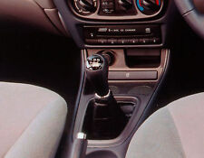 Leather Gear Shift Gaiter Cover Sleeve fit Nissan Almera N16 MK2 2000-2006
