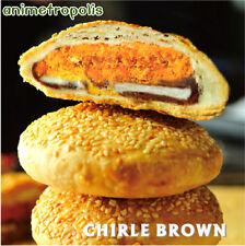 CHIRLE BROWN Taiwanese Snack Q Cake with Sesame & Pork 12pcs/1Box 查理布朗 台灣Q餅12入