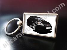 HONDA CIVIC TYPE R METAL KEY RING. (PRE-FACELIFT MODEL). CHOOSE YOUR CAR COLOUR.