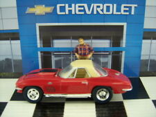 '16 GREENLIGHT 1967 CHEVY CORVETTE LOOSE 1:64 SCALE GONE IN 60 SECONDS SERIES
