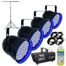 Packs professionnels Showtec pour éclairage et effet