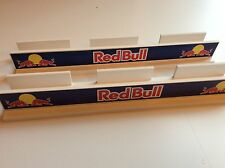 2x 1:32 Scale Red Bull Pit Wall...Ninco Scalextric Carrera SCX building