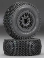 "New Pro-Line Slash Blitz SC10 Mounted Tires & Wheels Gladiator SC 2.2""/3.0"""