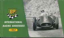 BP International Racing Successes 1957 Race Rally M/Cycle  MG & A35 Speed Record