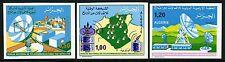 Space spatiale 1975 Algérie Algeria Earth Station satellite 652-654 U/1046