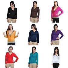 Unbranded Women's Zip Fleece Coats & Jackets