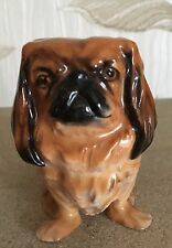 ROYAL DOULTON DOG PEKINGESE BIDDEE OF IFIELD  MODEL No. HN 1012 FREDERICK DAWES
