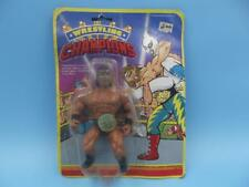"""Vintage Knock Off REMCO """" A. Camp """" Wrestling Champions Made in CHINA  6-1/2 in"""