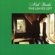 Nick Drake - Five Leaves Left REMASTERED / ISLAND RECORDS CD
