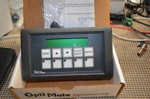 Opti-Mate OP-620 OptiMate operator panel Automation direct