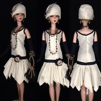 18 April OOAK outfit on Demand fits for Vintage Silkstone Barbie by Sophie