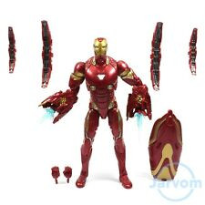 "Marvel Legends 6"" Inch Target 2-Pack Iron Man Mk 50 Infinity War Loose Complete"